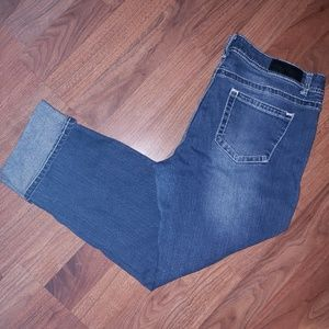 Twentyone Black Distressed Jeans